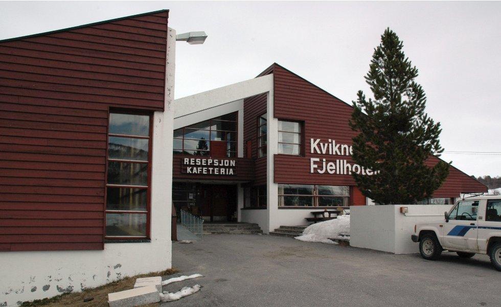 Det er åpnet konkurs i boet til Kvikne Fjellhotel.