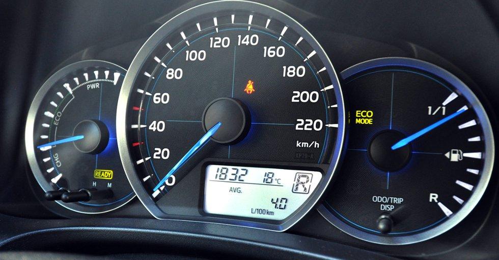 I praksis skal det godt gjøres å kjøre Yaris under 0,4 l/mil.