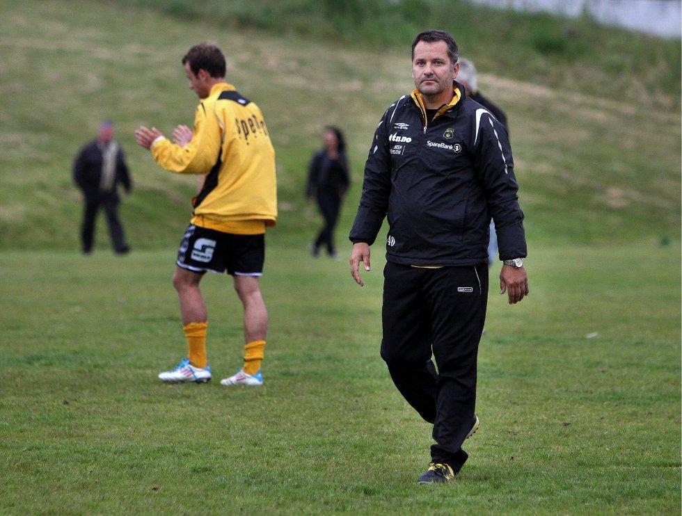Tor Thodesen avslutter karrieren som MFK-trener i dag.
