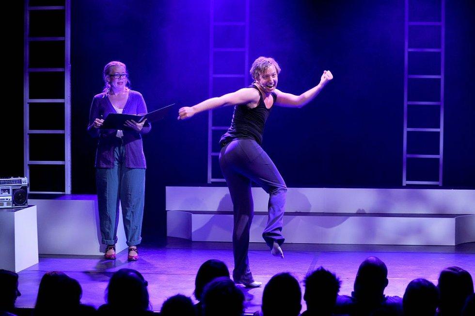 MORRO: Sommershowet «Ivo on ice» underholdte publikum, og overbeviste Tønsbergs Blads anmelder til en fem'er!