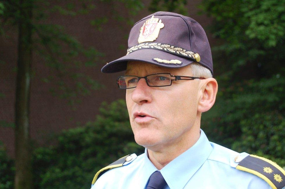 Distriktsleder Tor Egil Syvertsen i UP i Vestfold og Telemark mener varsling gir en bedre atferd i trafikken.