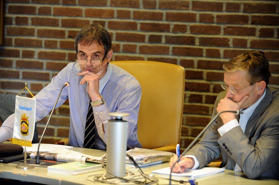 Styreleder Bjørn Ole Gleditsch understreker at det ikke er noe kriminelt som ligger bak oppsigelsen.