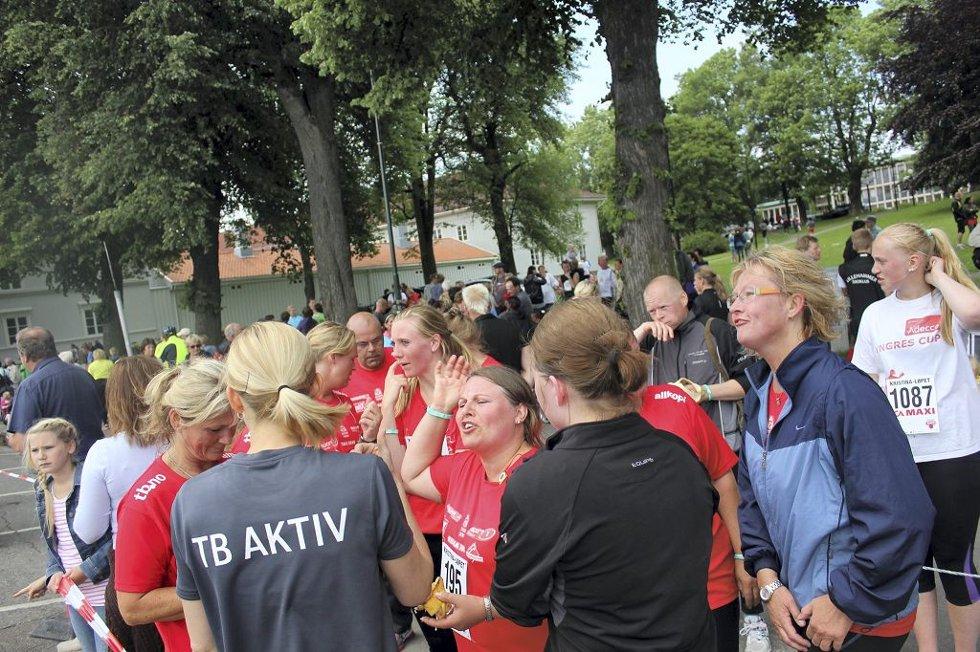 TB Aktiv Foto: Maria Høier Sandvik