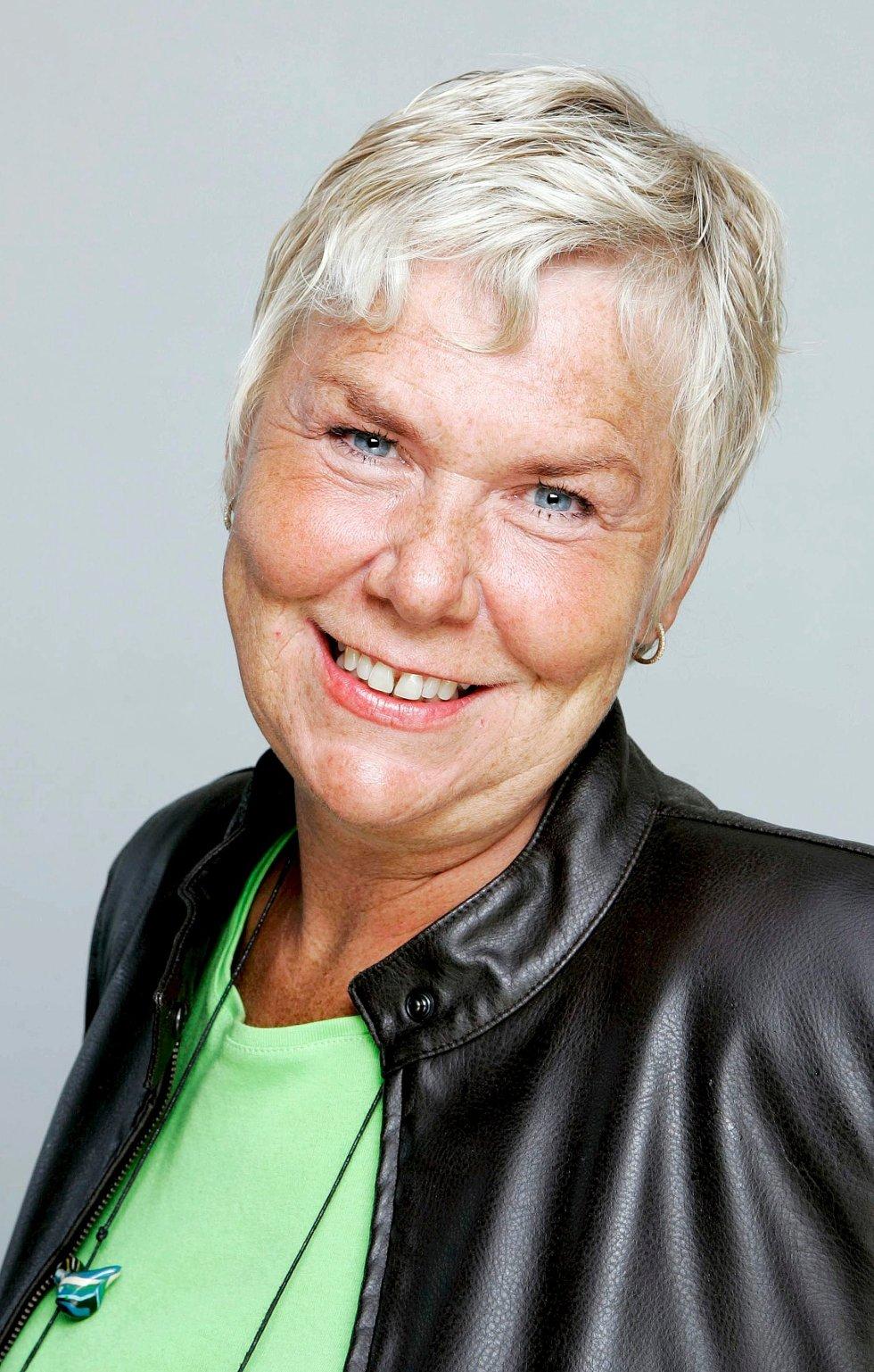 – ALVORLIG: Regiondirektør Hanne Luthen i Arbeidstilsynet Østfold og Akershus. FOTO: KOLONIHAGEN STUDIE AS