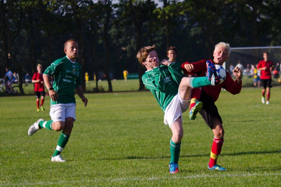 Holmen gikk videre til A-sluttspillet, men tapte i 8-delsfinalen. (Foto: Marius Dalseg)