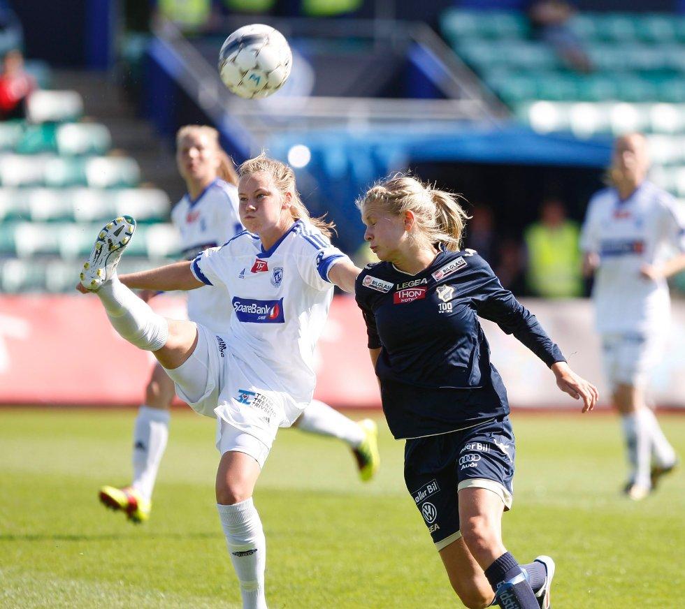 Stabæk vant komfortabelt 5-0 over Kattem.