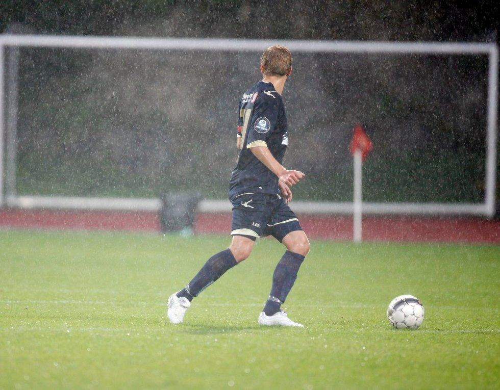 STORTAP: Stabæk har bare vunnet to av 18 serierunder. Mot Brann ble det tap 0-4 på Nadderud. FOTO: TORE GURIBY
