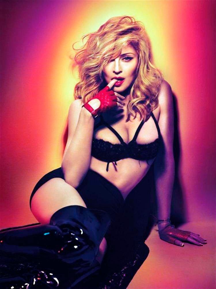 KAN HØRES: Man har ennå mulighet til å sikre seg billetter til Madonnas Norges-konsert. ¿FOTO: UNIVERSAL MUSIC