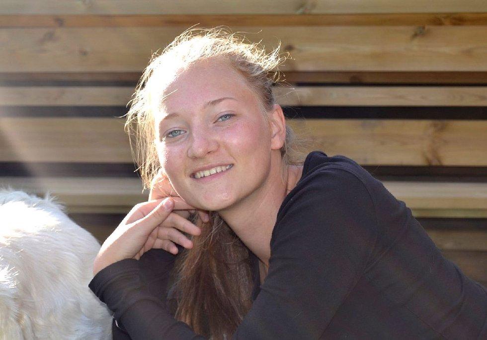 SØKER PÅ HOLMEN: Fredag ettermiddag vil en gjeng søke etter Sigrid Giskegjerde Schjetne ved Holmen. FOTO: PRIVAT/NTB SCANPIX