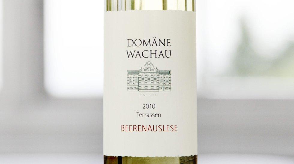 Beerenauslese, Domane Wachau 2010 (best. nr. 4370902, kr 149,90, bestillingsutvalg).