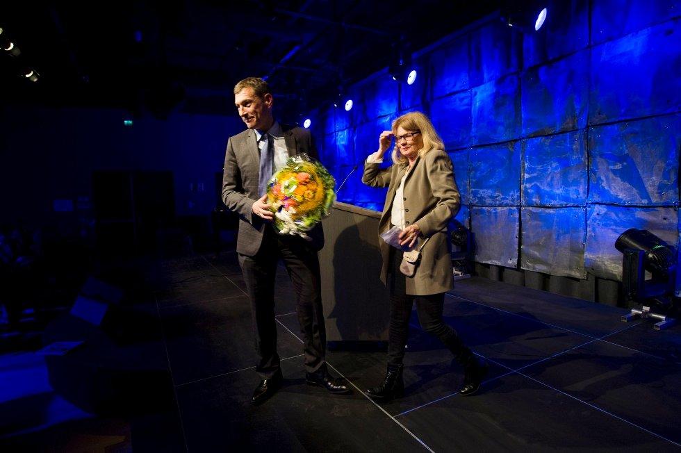 Roy Freddy Andersen og Tina Fredriksen