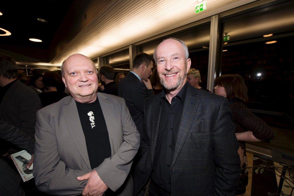Jørn Enger og Ole Haabeth