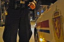 Jernbanegata, Askim, politi, politiet
