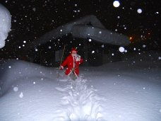 snø røldal desember