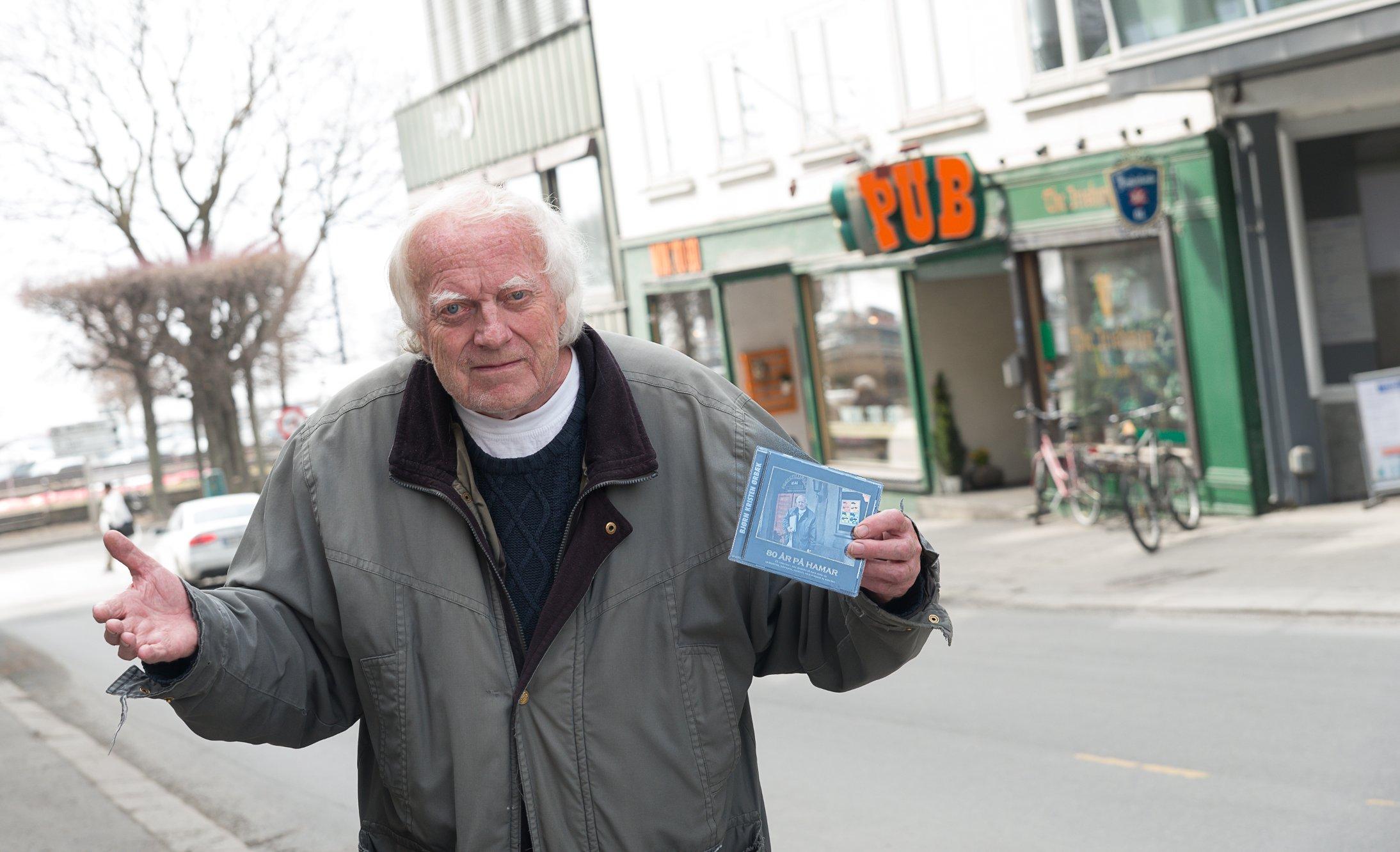 Ørbæks 80 år på Hamar