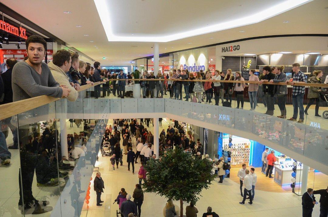 Fire nye butikker på CC Hamar