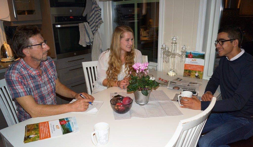 Thomas Skyberg og Katrine J. Solberg går til Ringsaklista