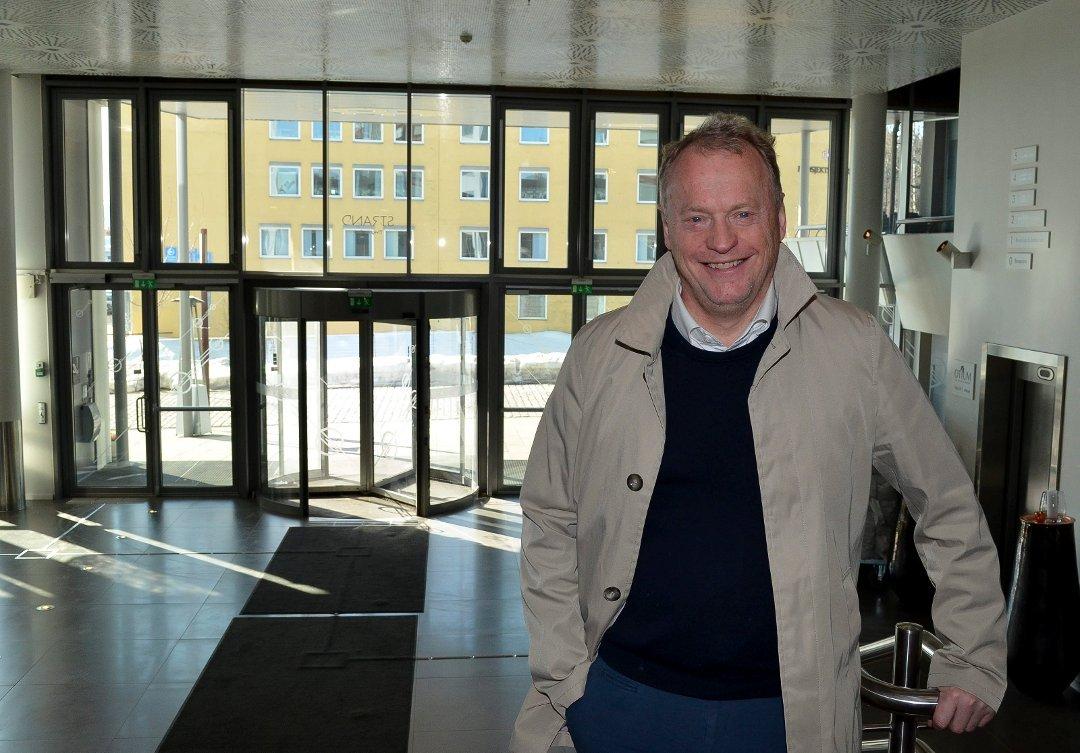 Ny strømgigant kan få hovedkontor i Hamar