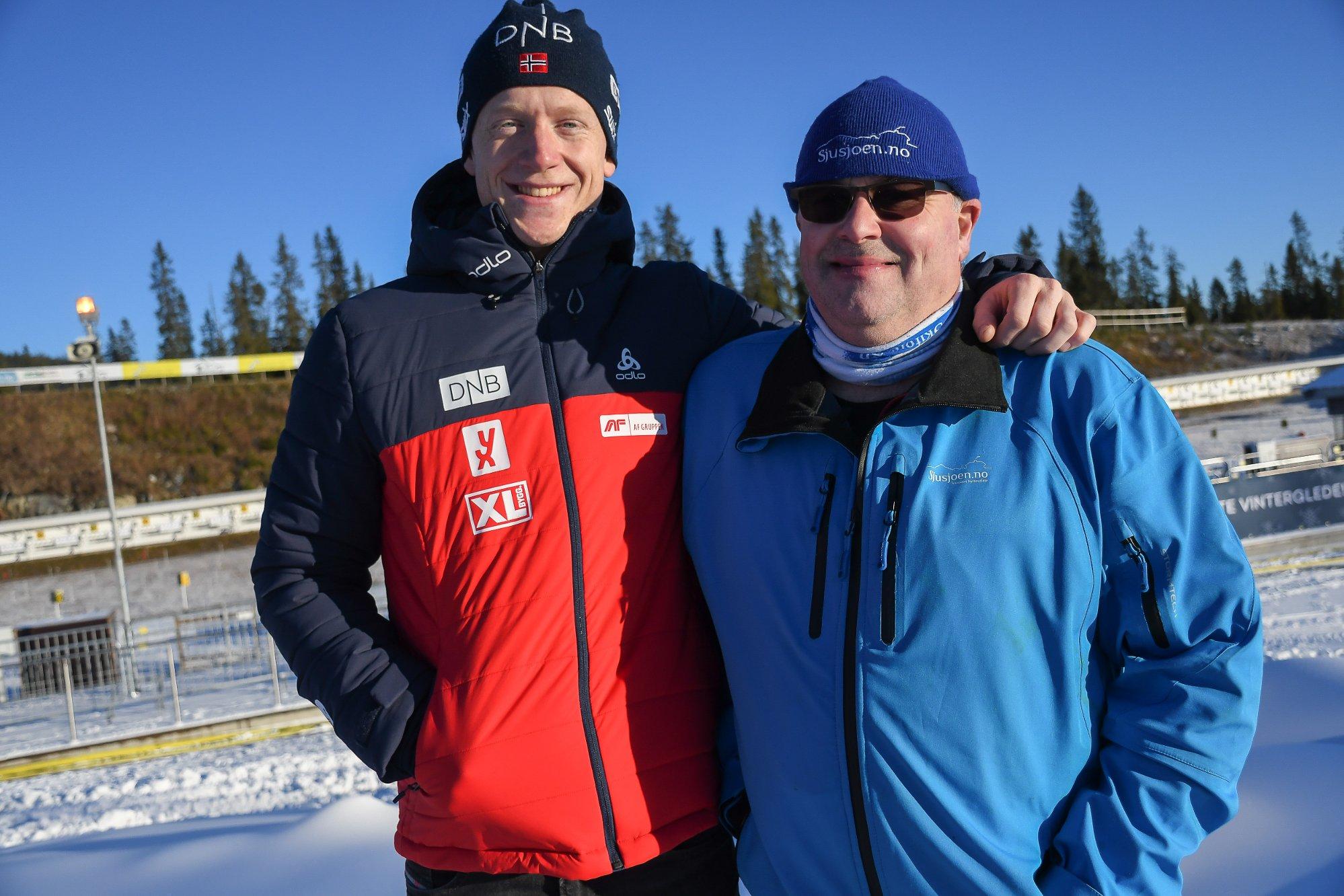 Neraasen og Thingnes Bø håper på verdenscup på Sjusjøen