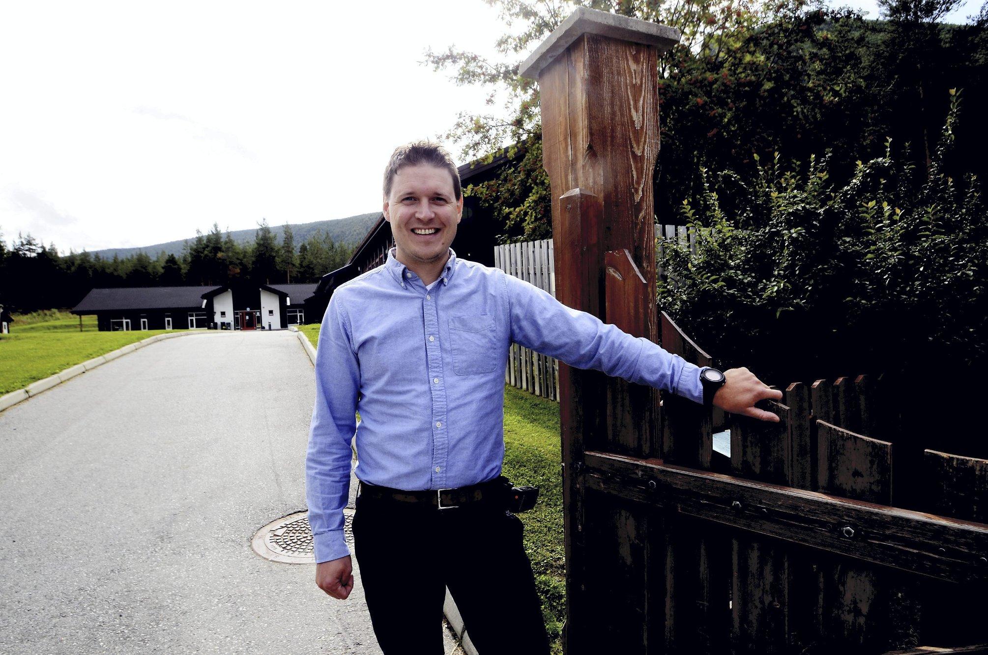 Han er den nye rektoren på Lalm: – Blir eit spennande år