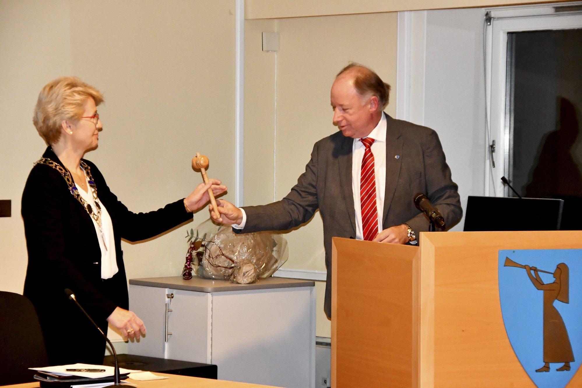 Historisk skifte i Sel - Eldri Siem er kommunens første kvinnelige ordfører