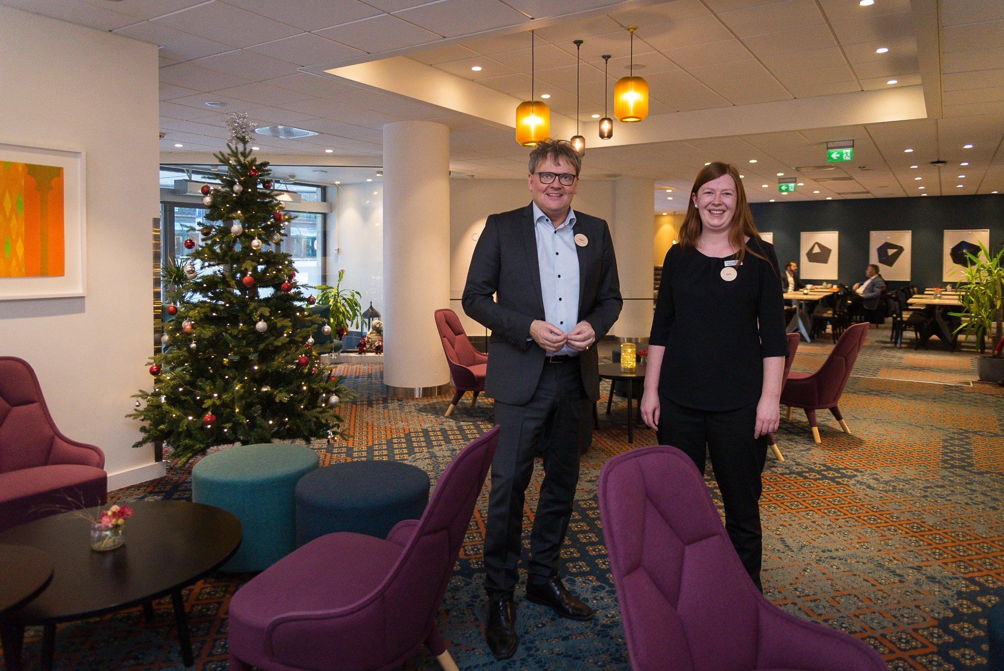 Astoria utvider hotellet og satser på mer hygge