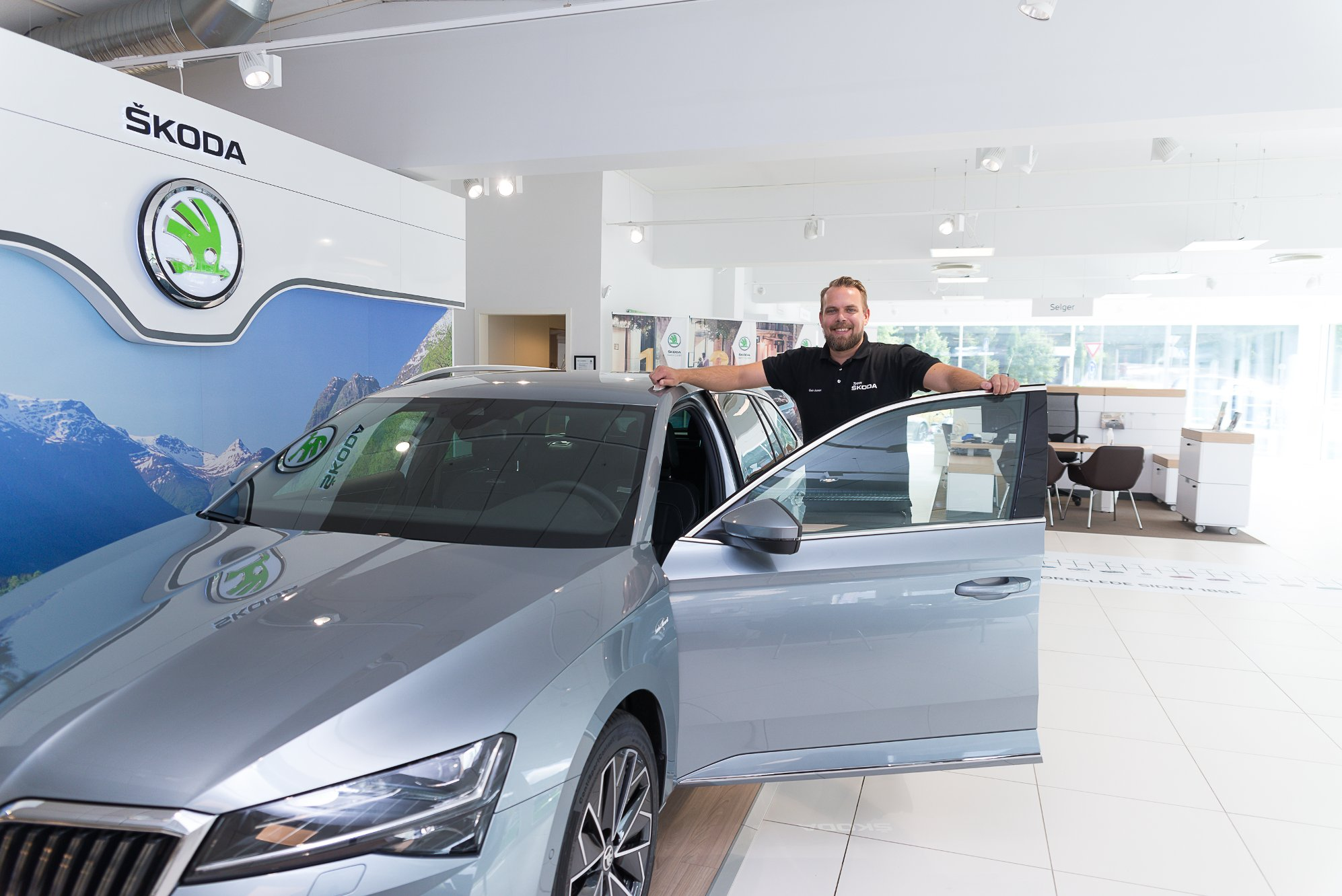Korona gir salgsboom for bilforhandlerne