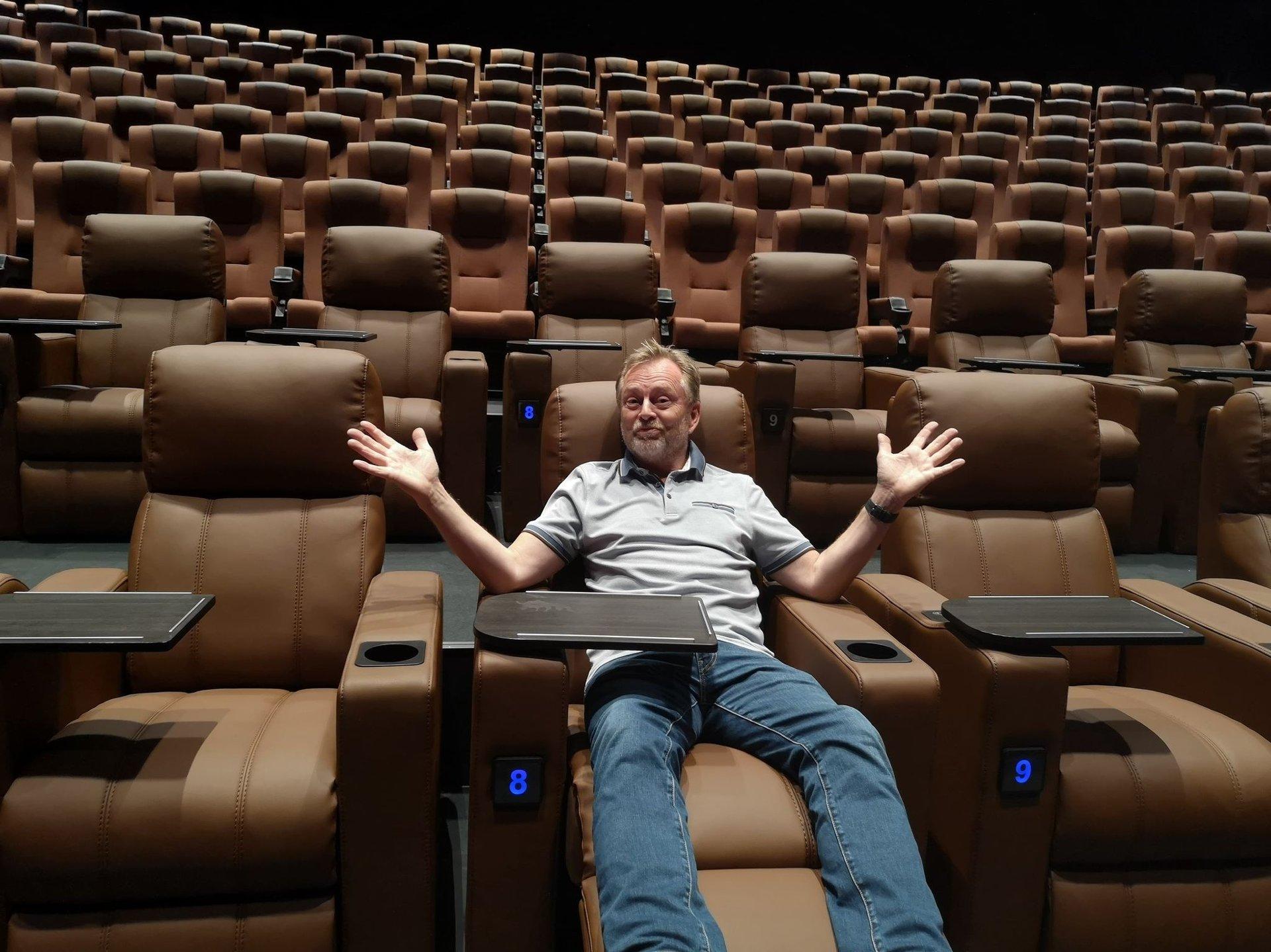 Hamar kino har pusset opp for 17 millioner: – Håper å kunne gi publikum en enda bedre opplevelse