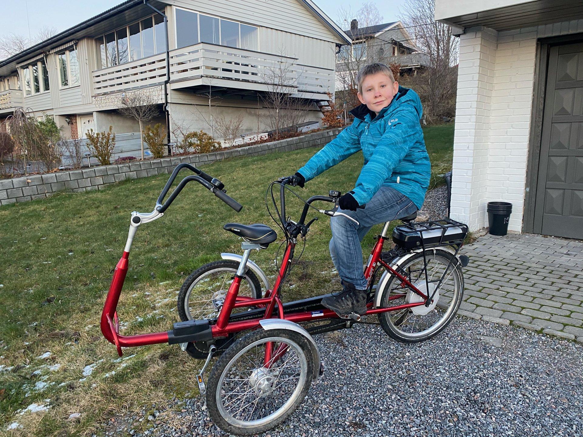Morten (13) ble frastjålet «Gunnar» – da eksploderte det på sosiale medier