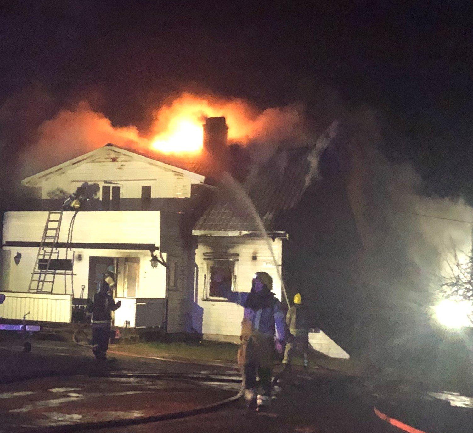 Etterforsker en rekke branner som har oppstått de siste ukene