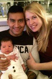 Vår gode jente Ella kom til verden 3. november på Ullevål sykehus. Stolte foreldre er Hanne Dalseg og Pål Diego Søberg.