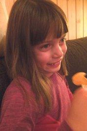 27.11. Kristine Ressem Haugen. Hipp hurra for verdens beste Kristine som fyller 8  år torsdag 27. november. Håper du får en super dag og feiring, vi er kjempeglad i deg! Masse klemmer fra mamma, bestemor og pappa.
