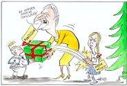 Valgerds julegave