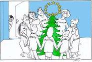 Jul i Europa