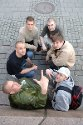 Akeron, Tom Tom, Trost, Leven, Gest og Piddi skilte lag i juni 2005.