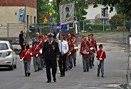 FEIRER ASKIM: Ytre Enebakk skolemusikkorps.
