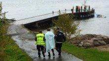 Dykkerulykke i Son.