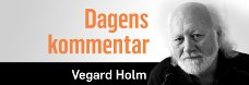 Vegard Holm er ansvarlig redaktr for Transportarbeideren. 