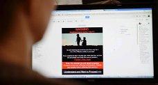 KLIKKER DU?: Denne e-posten kan skade maskinen din. (Foto: Anne Charlotte Schjøll)