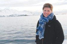 Anne-Karine Statle er en av søkerne til jobben som havnesjef i Vestvågøy.