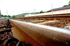 STENGES: Jernbaneverket skal vedlikeholde flere togstrekninger rundt i landet til helgen. (Foto: Kirvill Håberg Allum)