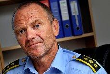 ROBBER ELDRE: Krimsjef Kai Andersen sier det virker som om tyveriene fra eldre i Sarpsborg de siste månedene er godt planlagt. Nå etterforsker Sarpsborg-politiet en rekke tyverier der tyven utgir seg for å komme fra hjemmesykepleien.
