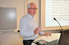 Ikke spis naboen: Prosjektleder Torleif Gjellebæk råder store kommuner til ikke å sluke de små.