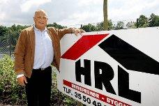 Bjørn Anker, administrerende direktør i HRL Entreprenør AS
