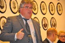 Provoserte: Varaordfører John Dokken (H) ertet på seg både partifeller og politiske motstandere torsdag kveld.