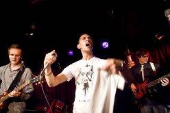Stemningen sto i taket på Sardinen da EP-debutantene Forza spilte fredag kveld. I februar kommer albumet.