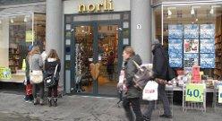 Nordli på Torgallmenningen 7 (28.10.2010)