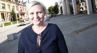 Kommunikasjonsleder Marita Monsen ved Studentsamskipnaden i Bergen stiller på nettmøte på BA.no.
