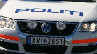 Politi, politibil