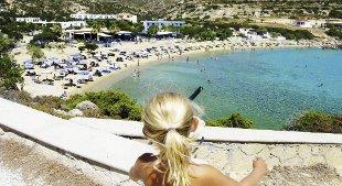 Sommeren 2014 lokker Apollon med charterrute fra Felsand til den greske øyen Karpathos.